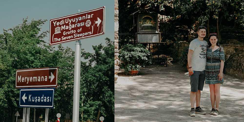 Meryem Ana Evi ve Kilisesi İzmir/Selçuk-Bülbül Dağı