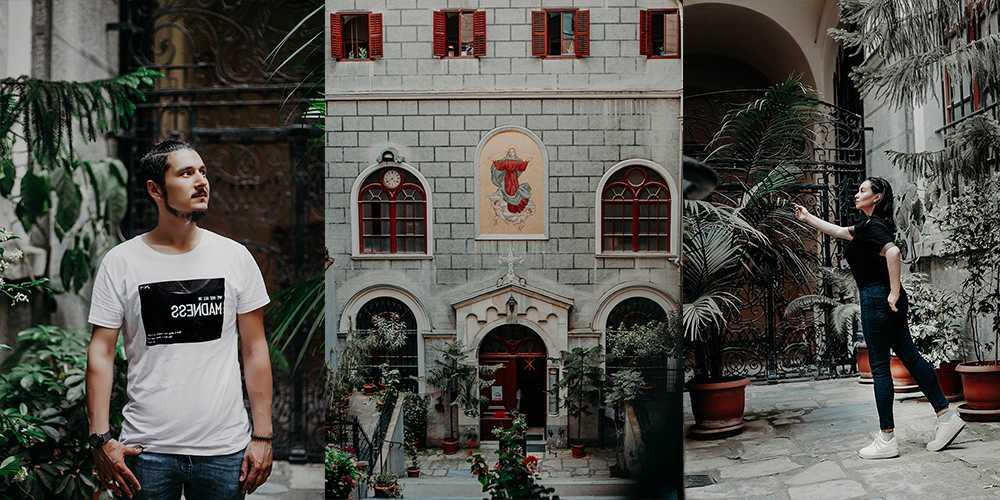 Adım adım İstanbul – Santa Maria Kilisesi