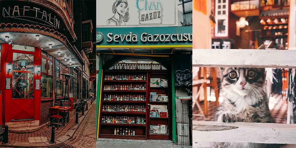 Balat'taki Gidilecek Kafeler – Her Daim Renkli Balat Sokakları