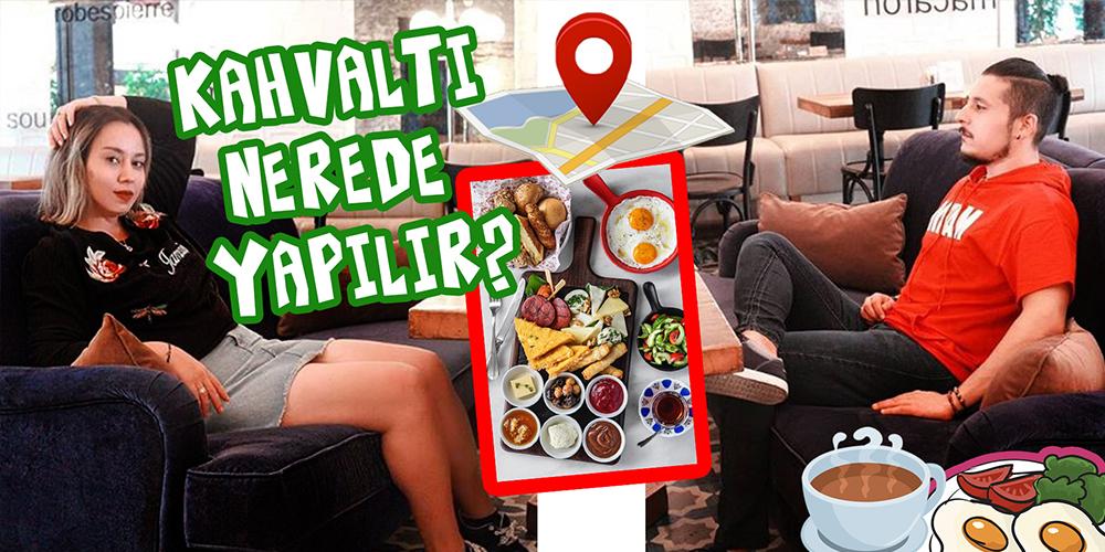 İstanbul Avrupa Yakası Kahvaltı Mekan Önerisi: Kitchenette