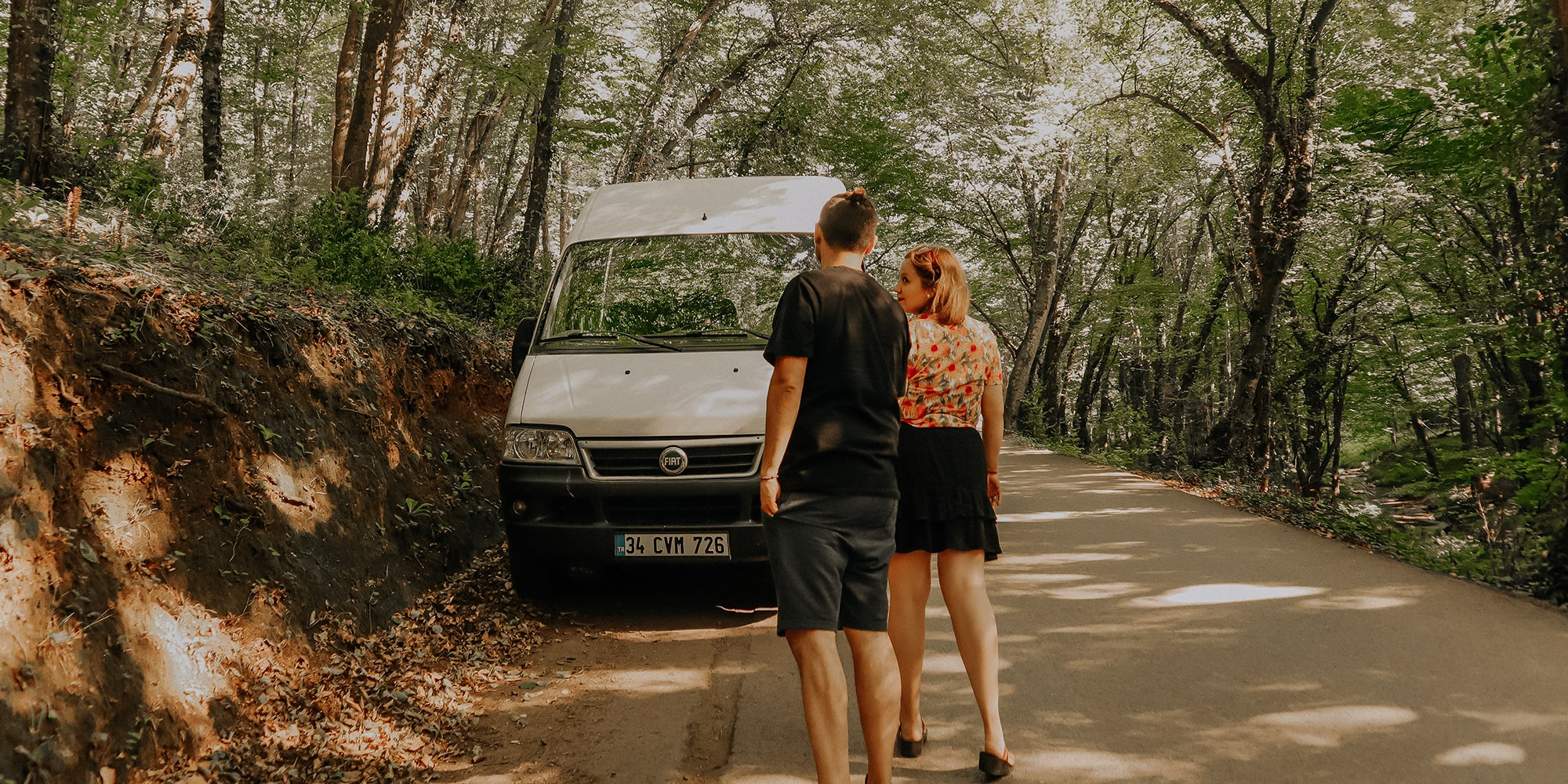 Semizkum Mocamp Karavanla İlk Kaçamak Kamp Motokaravan