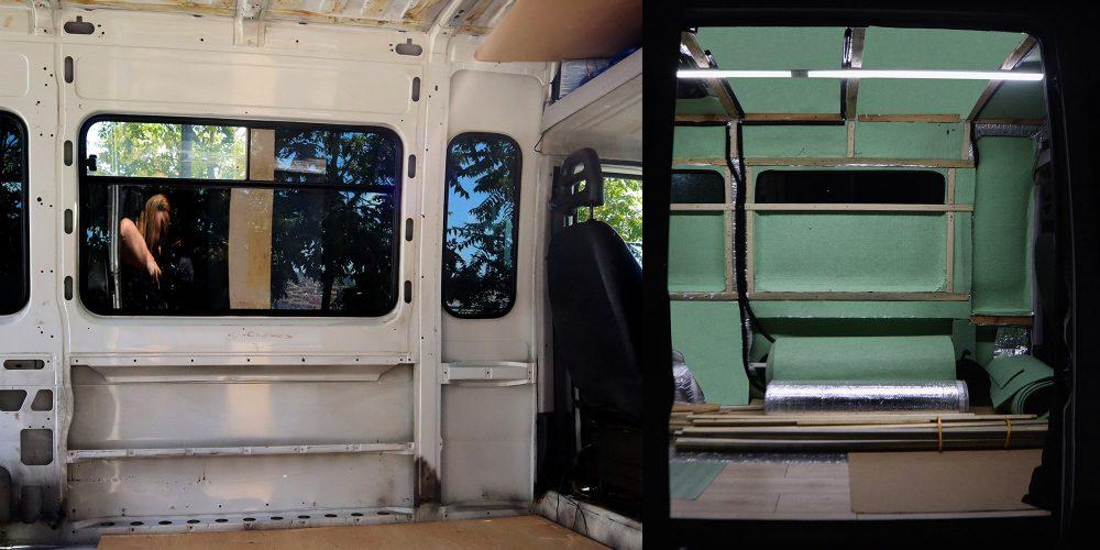 Karavanda Isı ve Ses Yalıtımı – Karavan Yalıtım Malzemeleri